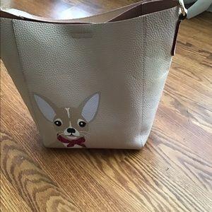 Authentic Rare Kate Spade Chihuahua Bag